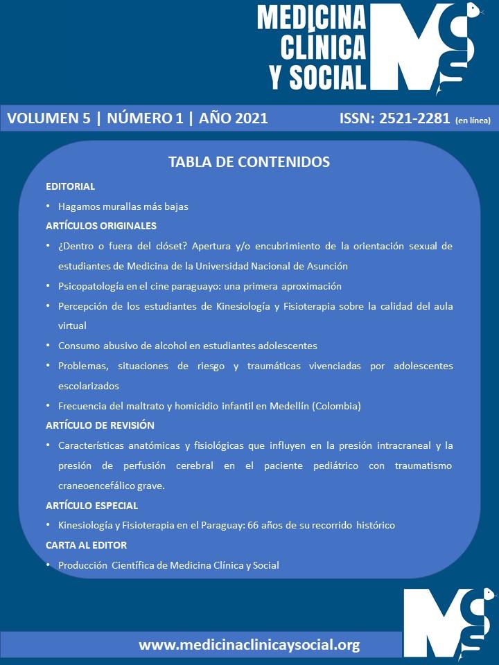Ver Vol. 5 Núm. 1 (2021): ENERO-ABRIL